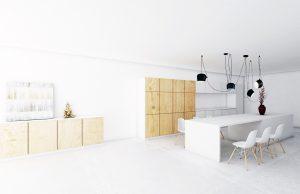 Bytovy design v nove rekonstrukci bytu